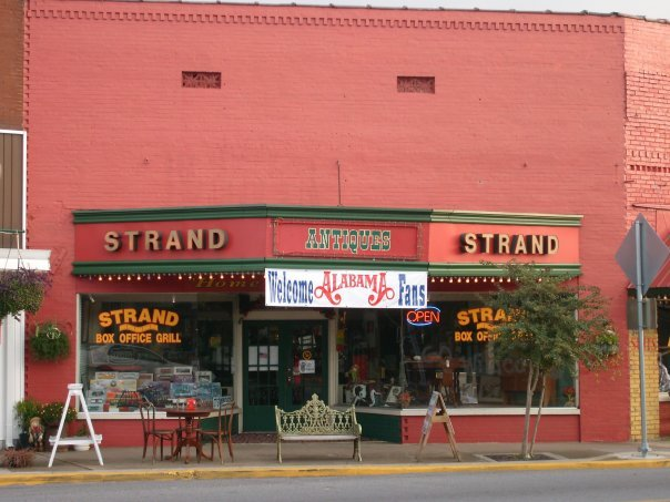 The Strand Theater in 2011