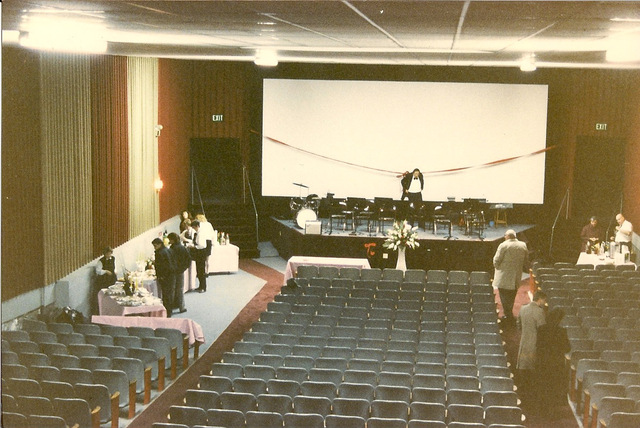 Irving Theater (October 1987)
