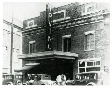 Irving Theater (c.1927)