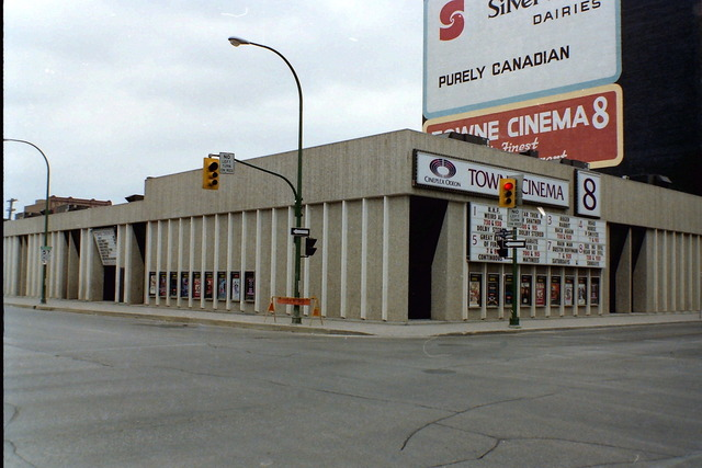 Towne 8 Cinema