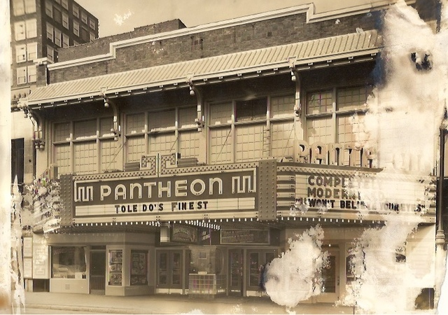 Pantheon Theatre Toledo, OH
