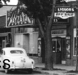 WAYZATA Theatre, Wayzata, Minnesota, 1940s.