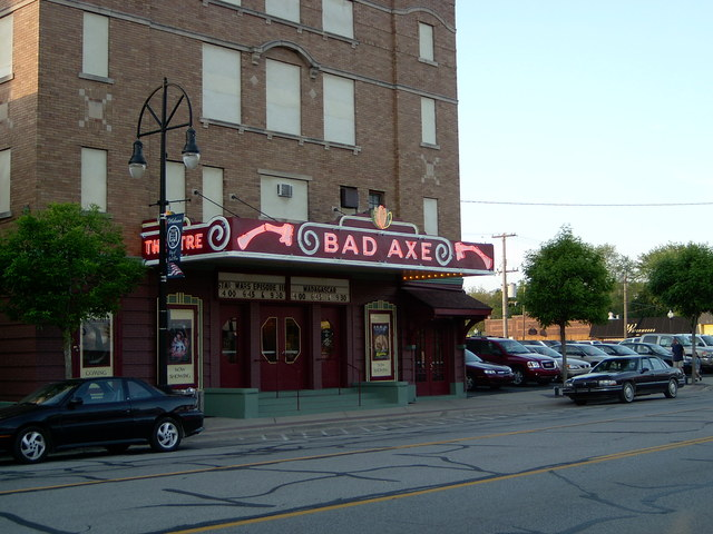 Bad Axe Theatre