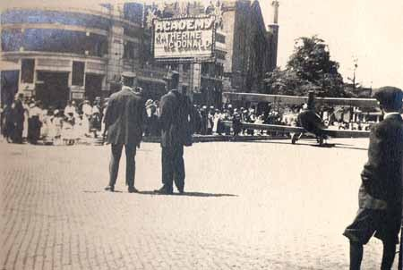 ACADEMY Theatre, Waukegan, Illinois on July 3, 1920.