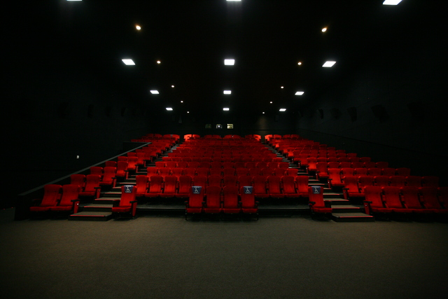 CGV Theatre seating