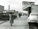 ZION Theatre, Zion, Illinois in 1951. (Chicago Sun-Times photo)