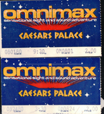 OmniMax Theatre at Caesars Palace