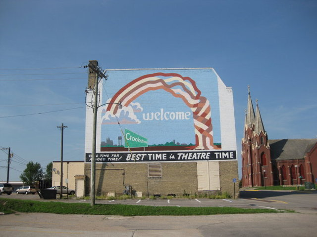 Crookston Grand Theatre