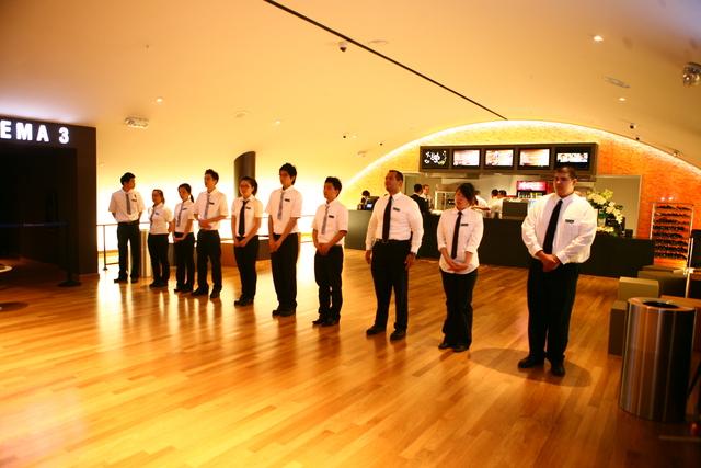 CGV Staff
