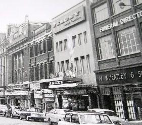 Jacey Cinema