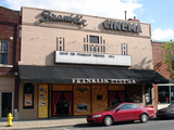 Franklin Theatre, Franklin, TN - pre-restoration