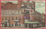 1911 post card view of the Orpheum Theatre in Brooklyn