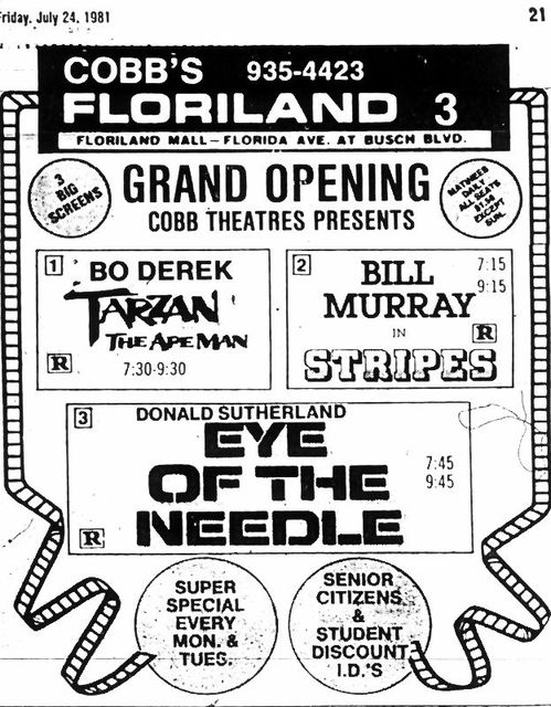Floriland Cinema 3