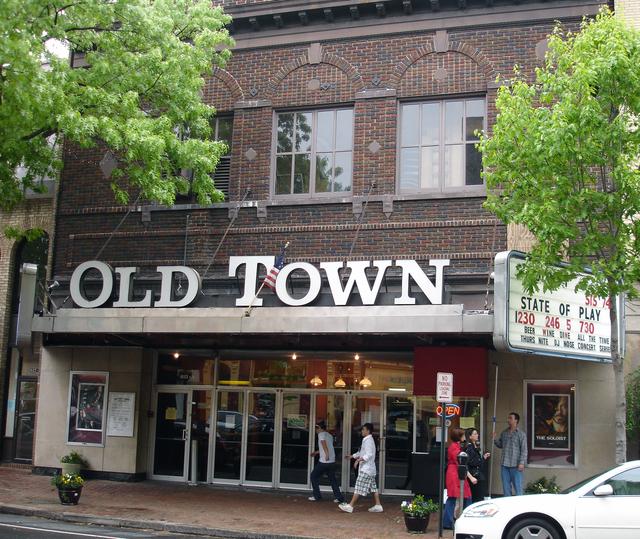Old Town Theatre, Alexandria, VA