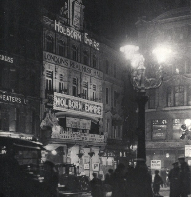 Holborn Empire Theatre