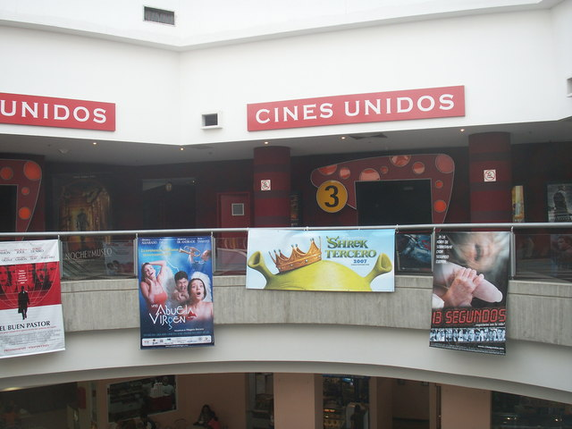 Cines Galerias Avila