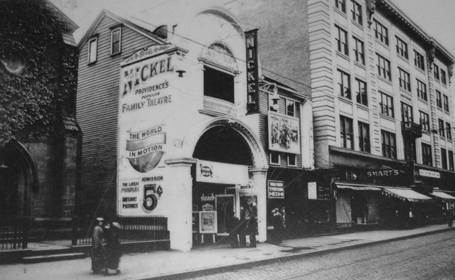 The Nickel in 1907