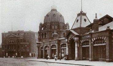 The Grand Theatre and Opera House