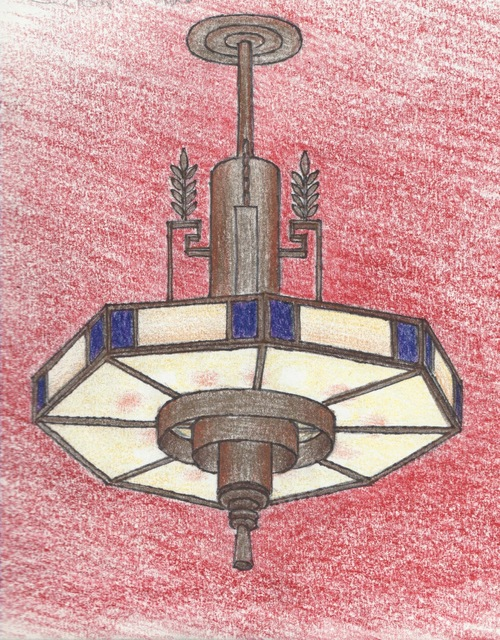 Auditorium Chandelier