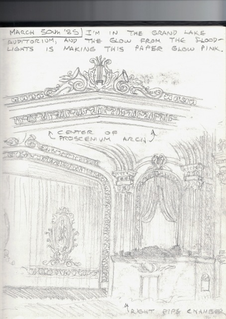 Auditorium Sketch