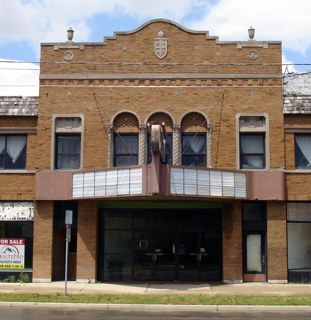Roosevelt Theatre, Kenosha, WI