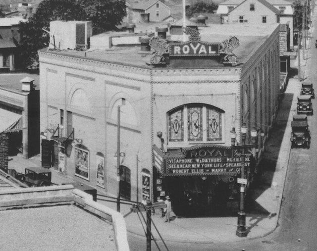 Royal Theatre 1929