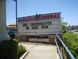 Ultrastar Poway 10 Cinemas Marquee East Side