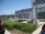 UltraStar Poway 10 Cinemas Marquee West Side