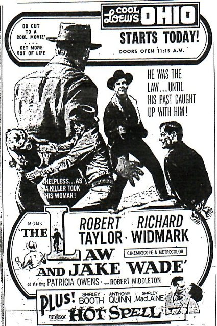 """The Law and Jake Wade"""