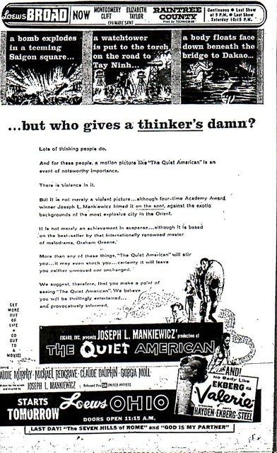 """The Quiet American"""