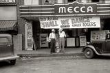 MECCA Theatre, Crossville, Tennessee.