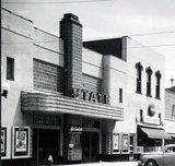 STATE Theatre, Kasson, Minnesota in the 1950s.
