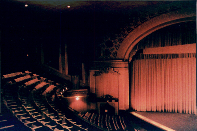 Lower Balcony Right