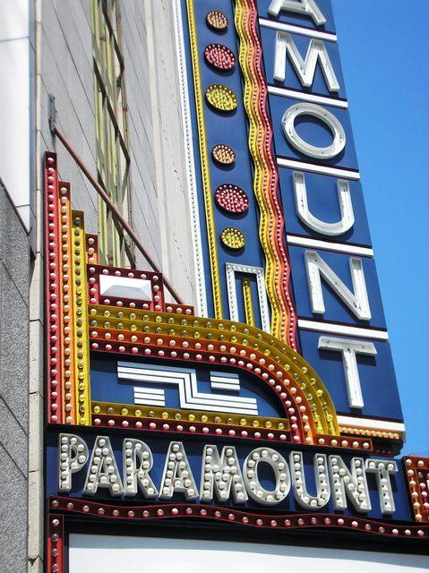 Paramount Center