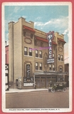 |A 1916 post card view of the Palace Theatre, in Port Richmond, Staten Island, NY