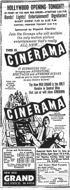 """This is  Cinerama"""