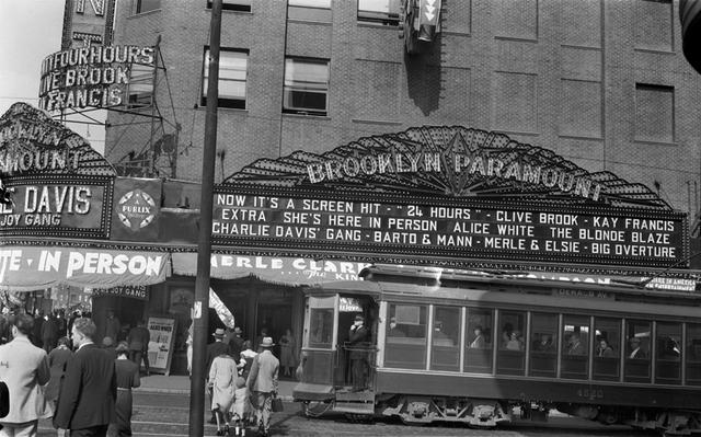 Brooklyn Paramount Theatre, Brooklyn, NY - 1931