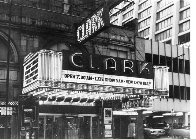 Clark Theater 33 N. Clark St.