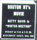 Bruton Heights Movie Theatre