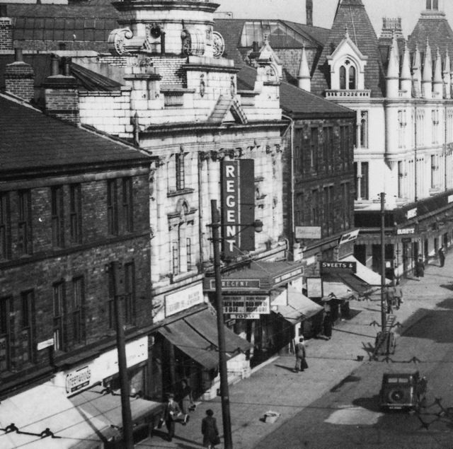 Regent, later Essoldo, Bradford in 1946