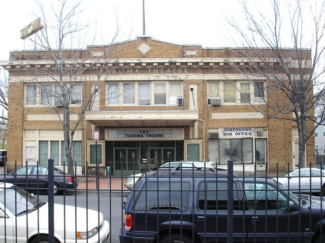 Takoma Theatre