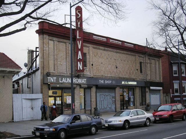 Sylvan Theater