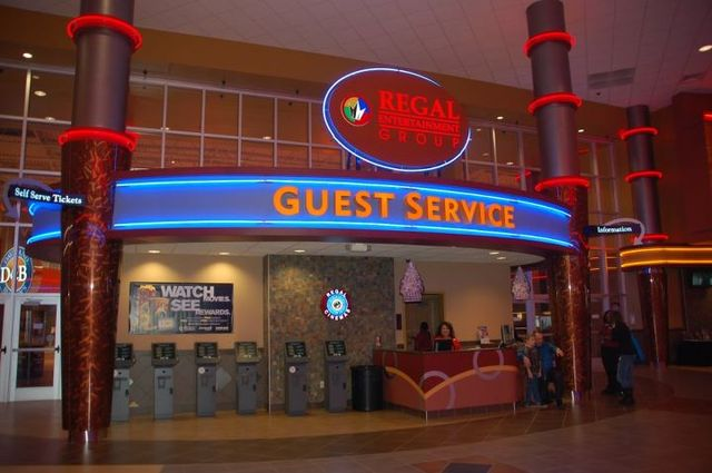 Regal Opry Mills 20 & IMAX
