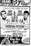"""Operation Petticoat""/""Four Fast Guns"""