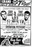 """Operation Petticoat""/""Four Fast Guns"""
