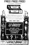 """""""13 Ghosts"""""""