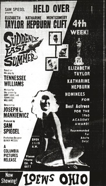 """Suddenly, Last Summer"""