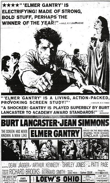 """""""Elmer Gantry"""""""