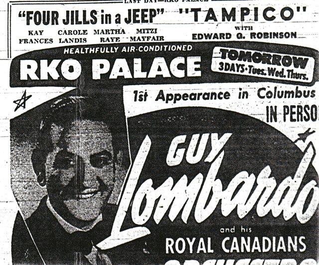 """Guy Lombardo"""