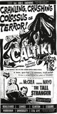"""Caltiki: The Immortal Monster""/""The Tall Stranger"""